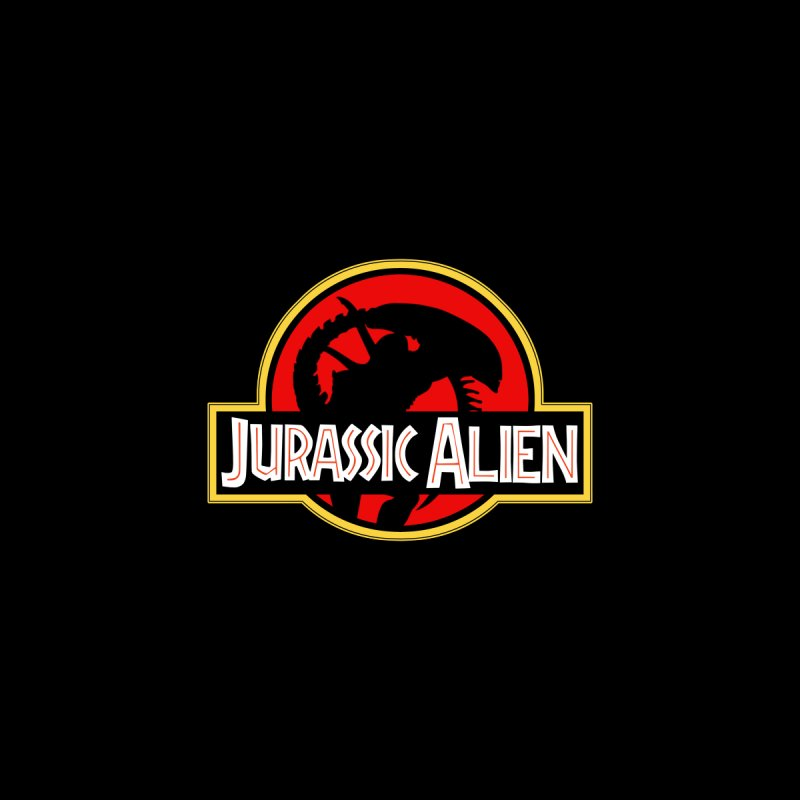 Jurassic Alien   by Shappie's Glorious Design Shop