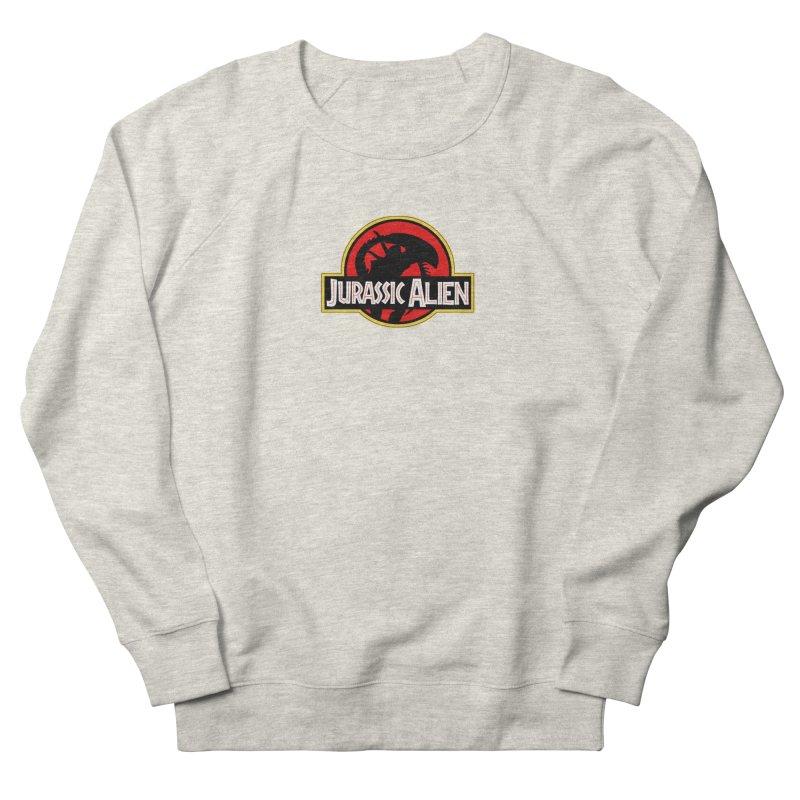 Jurassic Alien Women's Sweatshirt by Shappie's Glorious Design Shop