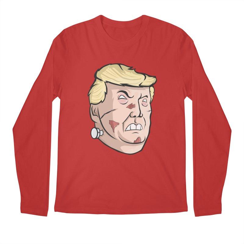 Trump-instein Men's Longsleeve T-Shirt by Sheepdogdesign's Artist Shop