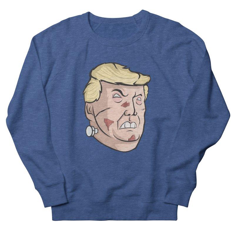Trump-instein Women's Sweatshirt by Sheepdogdesign's Artist Shop