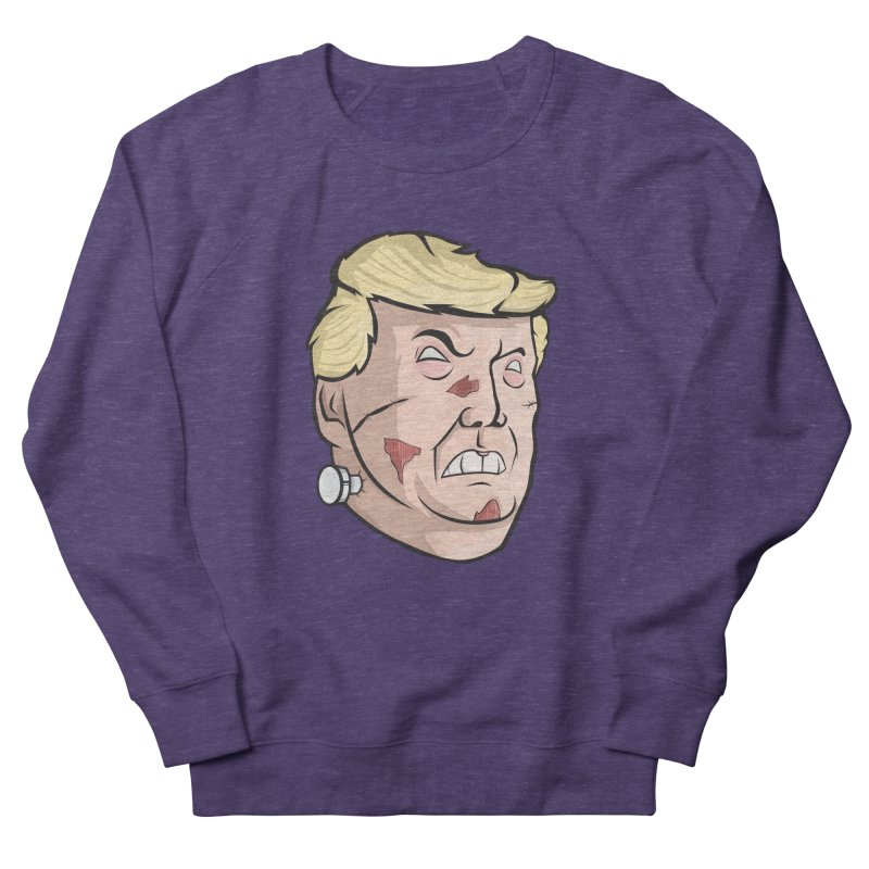 Trump-instein Men's Sweatshirt by Sheepdogdesign's Artist Shop