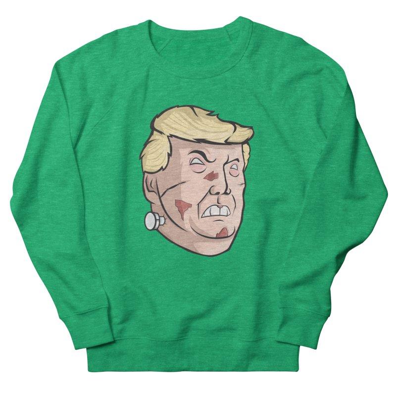 Trump-instein Men's Sweatshirt by Sheepdogdesign's Artist Shop