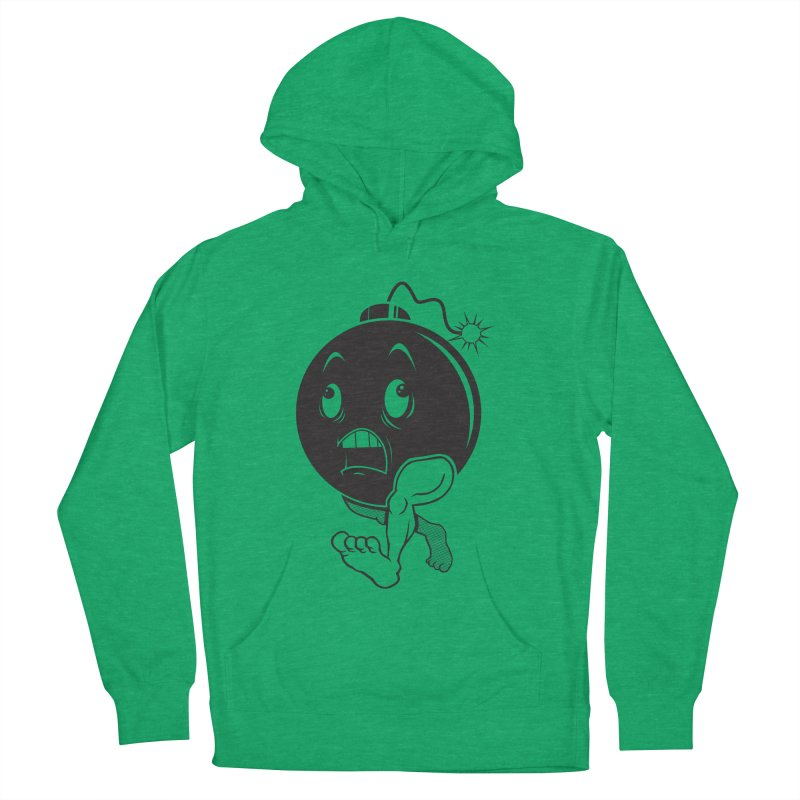 A Short Fuse Men's Pullover Hoody by Sheepdogdesign's Artist Shop