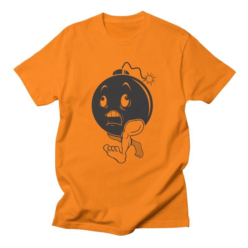 A Short Fuse Men's T-Shirt by Sheepdogdesign's Artist Shop