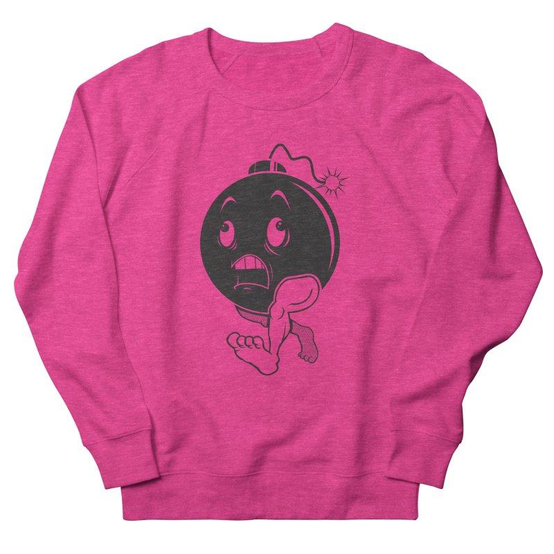 A Short Fuse Women's Sweatshirt by Sheepdogdesign's Artist Shop