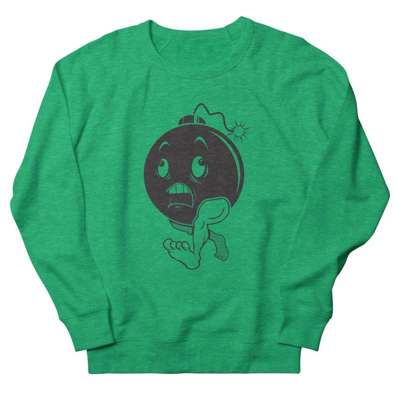 A Short Fuse Men's Sweatshirt by Sheepdogdesign's Artist Shop