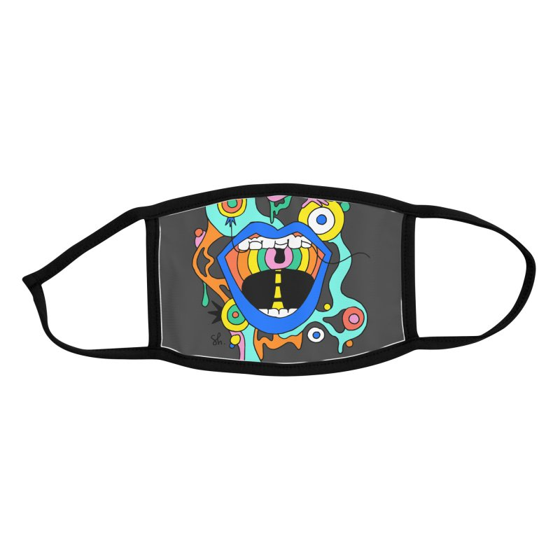 Chomp Chomp Accessories Face Mask by Shelby Works