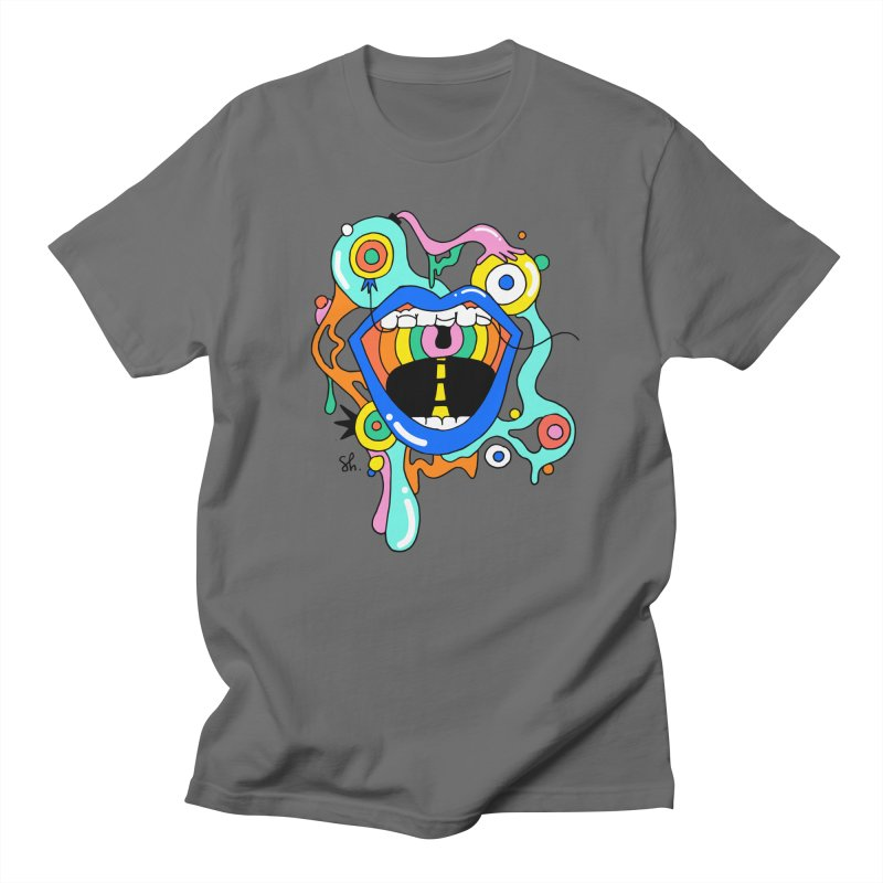 Chomp Chomp Men's T-Shirt by Shelby Works