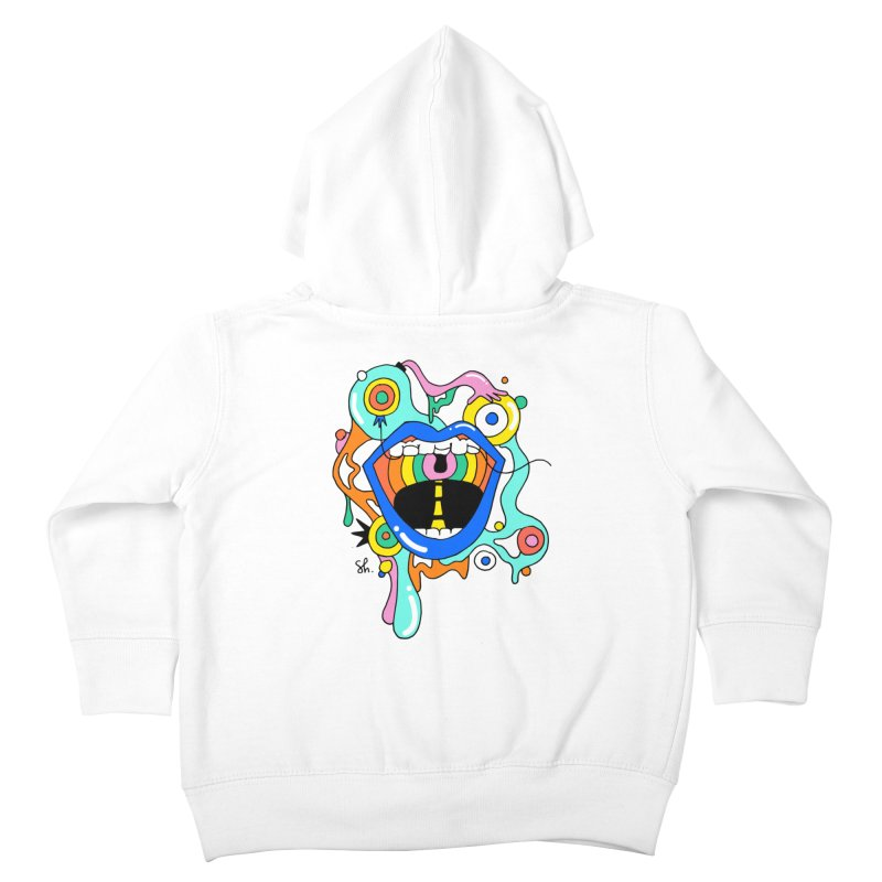 Chomp Chomp Kids Toddler Zip-Up Hoody by Shelby Works