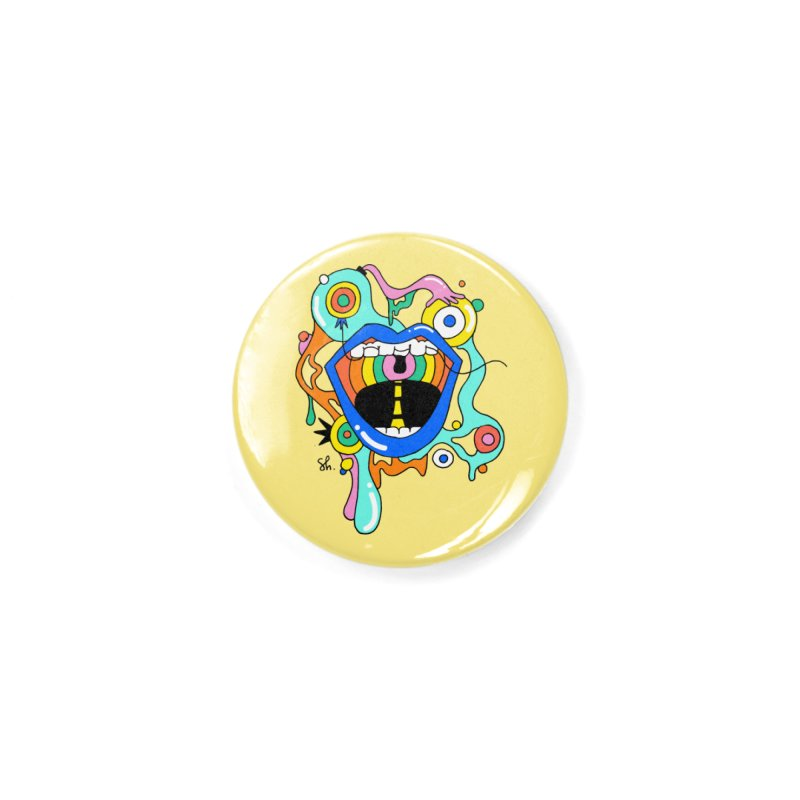 Chomp Chomp Accessories Button by Shelby Works