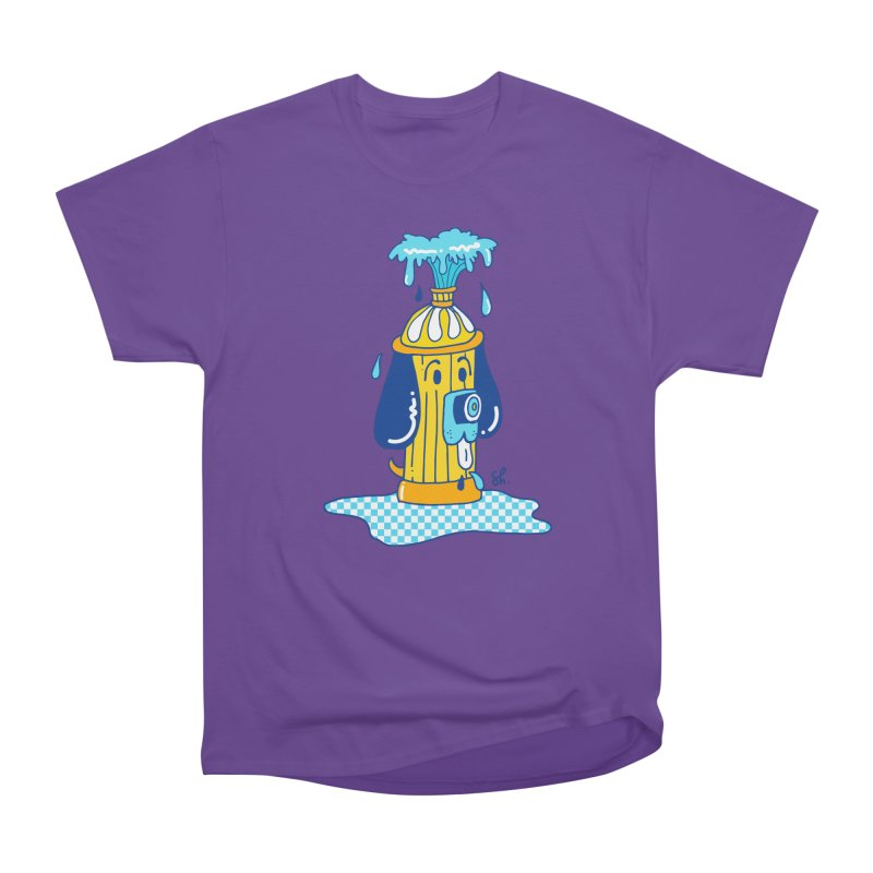 Woof Woof Women's Heavyweight Unisex T-Shirt by Shelby Works