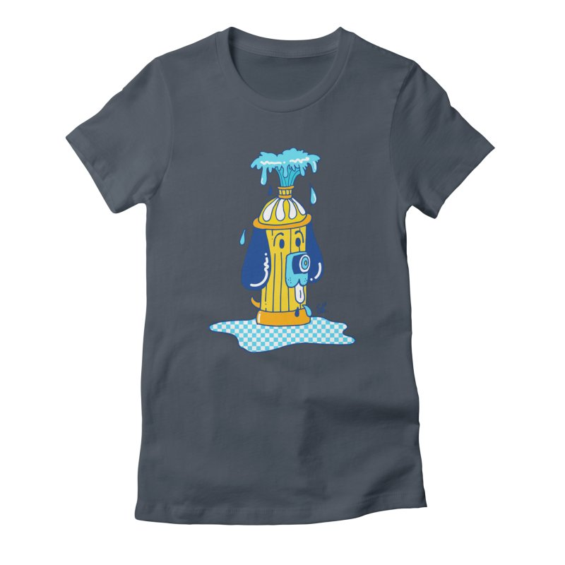 Woof Woof Women's T-Shirt by Shelby Works