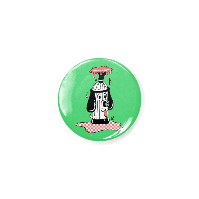 A Dog's Day Dream Accessories Button by Shelby Works