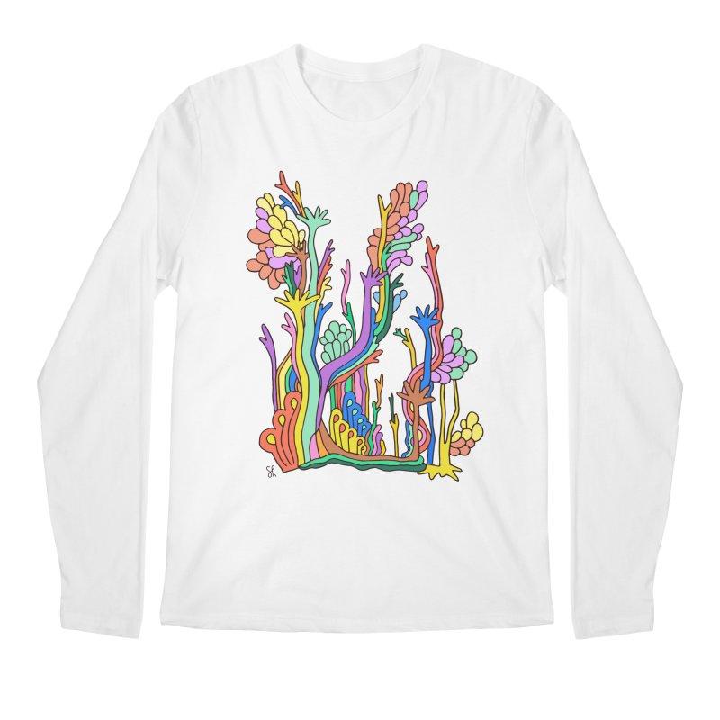 Harmony Men's Regular Longsleeve T-Shirt by Shelby Works