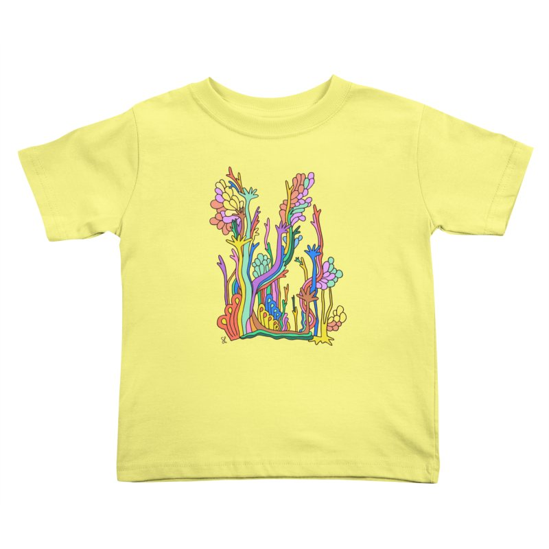 Harmony Kids Toddler T-Shirt by Shelby Works