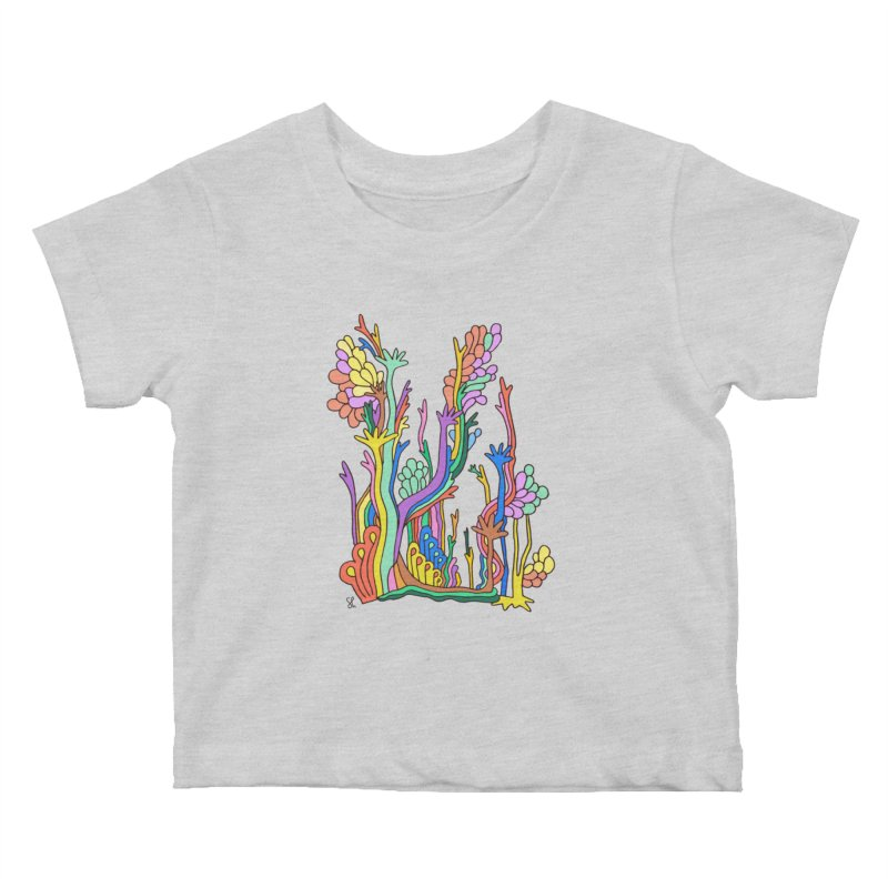 Harmony Kids Baby T-Shirt by Shelby Works