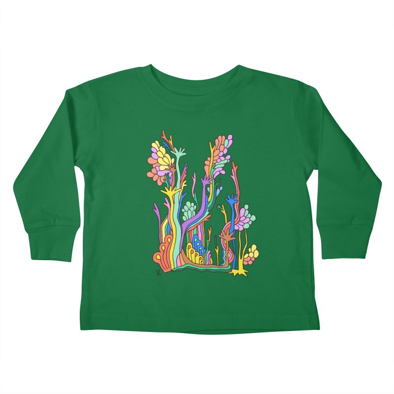 Harmony Kids Toddler Longsleeve T-Shirt by Shelby Works