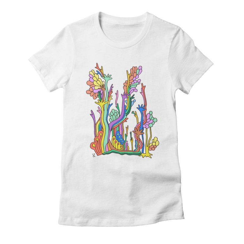 Harmony Women's Fitted T-Shirt by Shelby Works