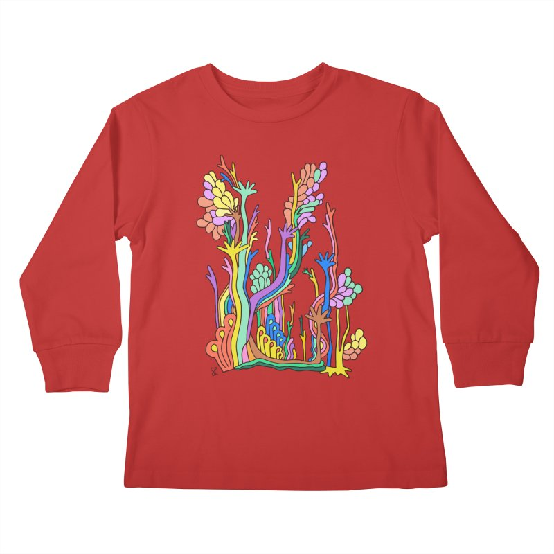 Harmony Kids Longsleeve T-Shirt by Shelby Works