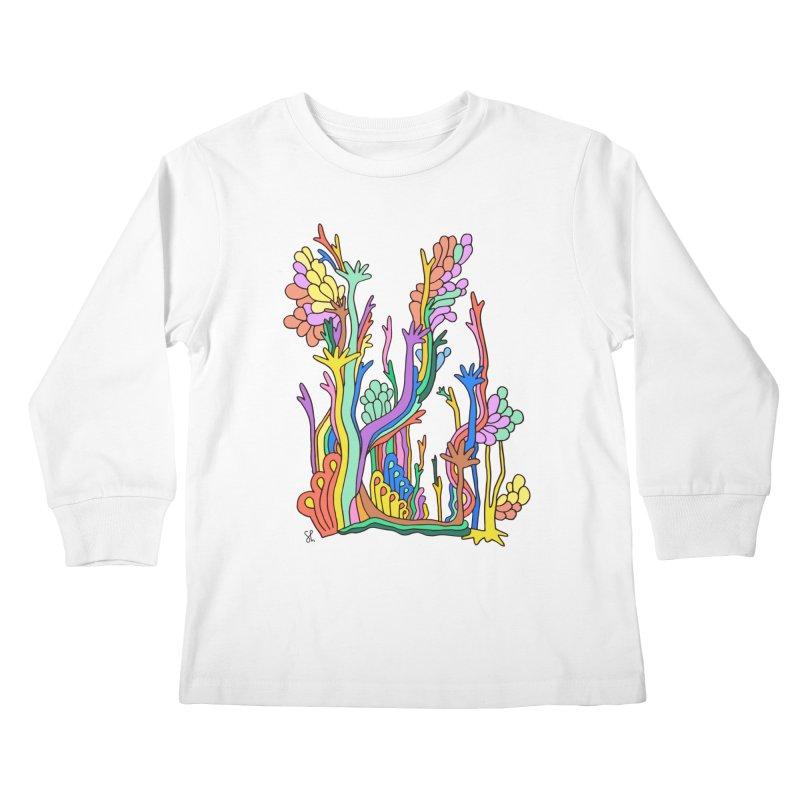 Harmony Kids Longsleeve T-Shirt by Shelby Works