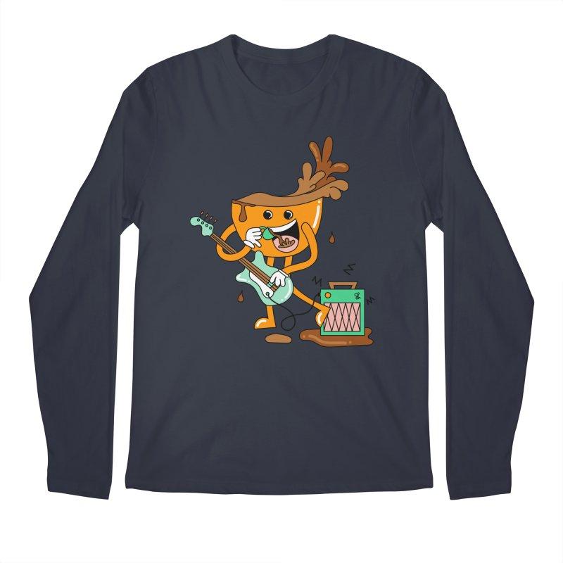 Joe Men's Regular Longsleeve T-Shirt by Shelby Works