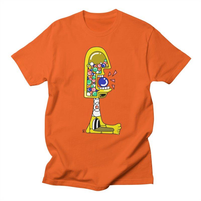Nom Nom Women's Regular Unisex T-Shirt by Shelby Works