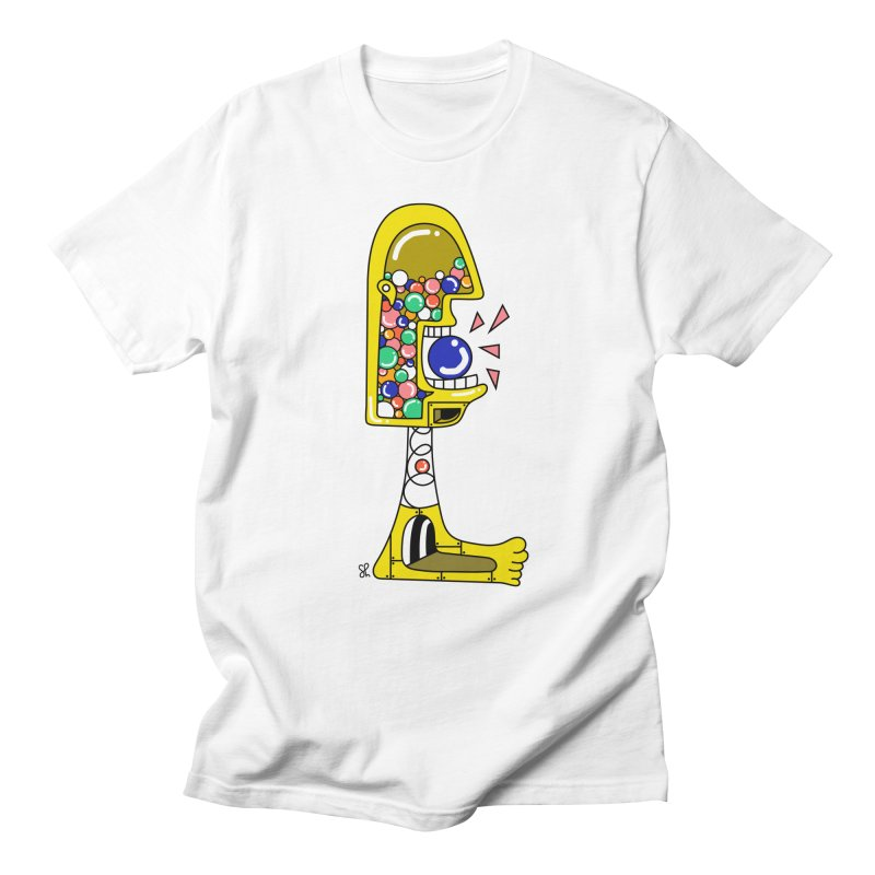 Nom Nom Men's T-Shirt by Shelby Works