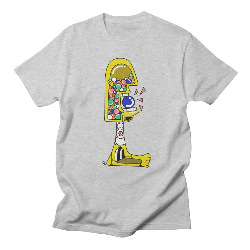 Nom Nom Men's T-Shirt by Shelby Works