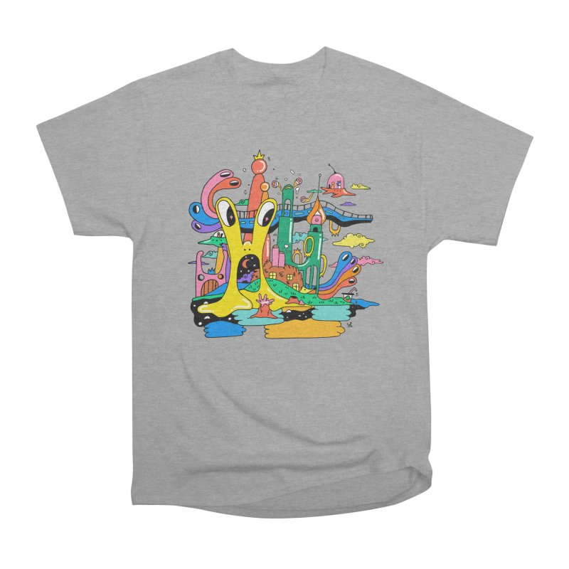 Hidden Treasures Commission Women's Heavyweight Unisex T-Shirt by Shelby Works