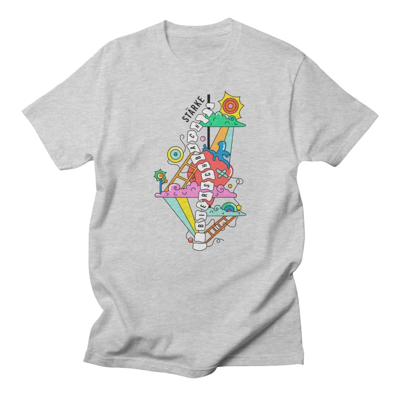 Winding Path Women's Regular Unisex T-Shirt by Shelby Works