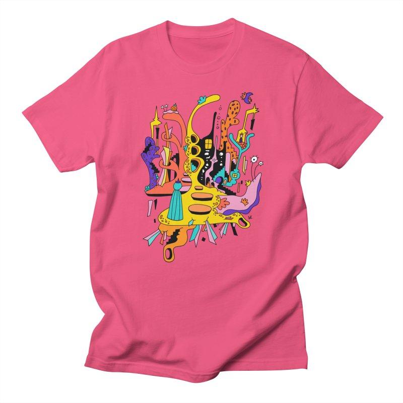 Knight's Castle Women's Regular Unisex T-Shirt by Shelby Works