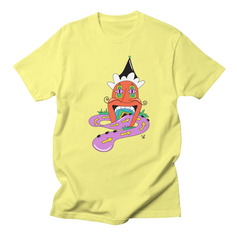 Unfun House Men's T-Shirt by Shelby Works