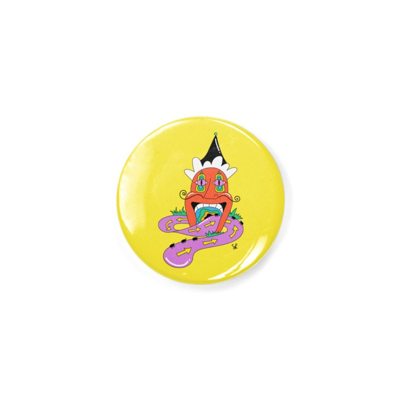 Unfun House Accessories Button by Shelby Works