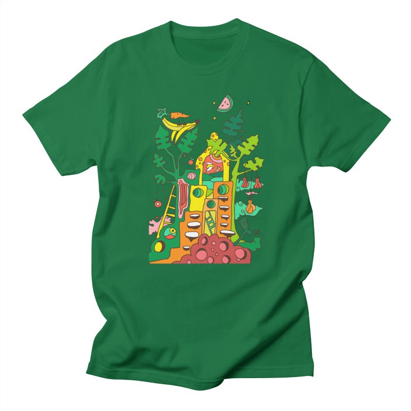 Produce Home Men's T-Shirt by Shelby Works