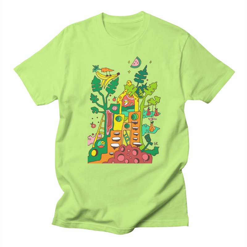 Produce Home Women's Regular Unisex T-Shirt by Shelby Works