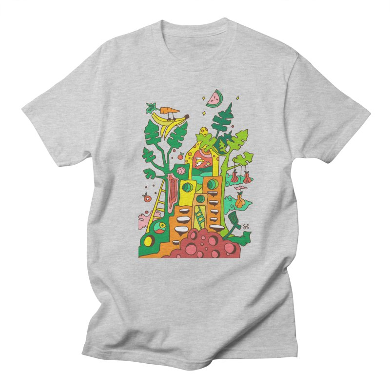 Produce Home Men's Regular T-Shirt by Shelby Works