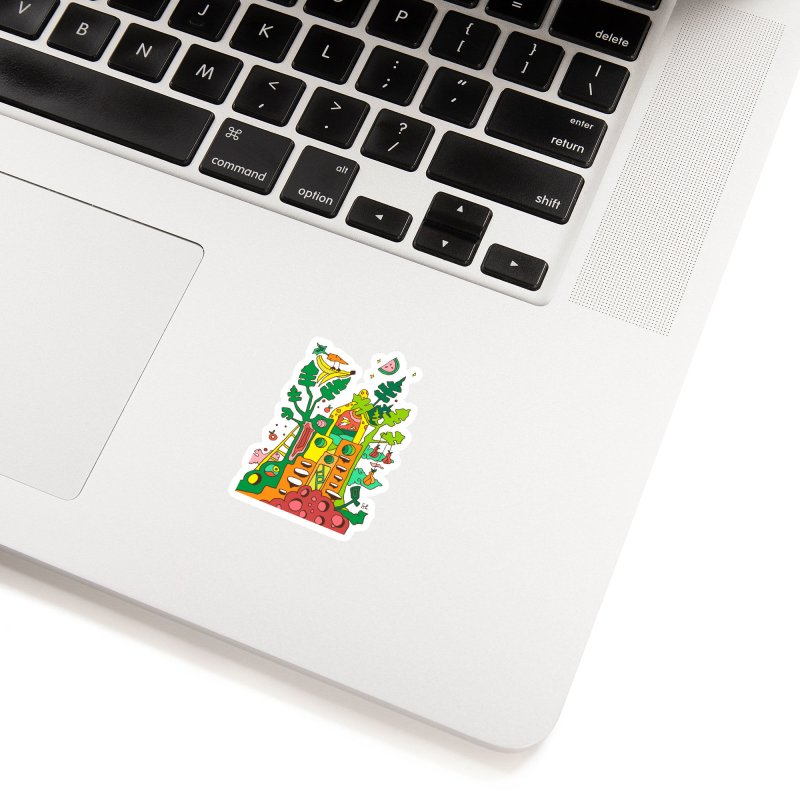 Produce Home Accessories Sticker by Shelby Works