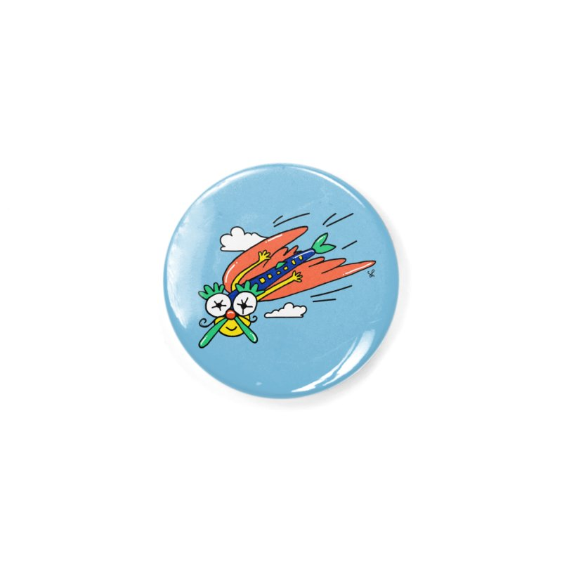 Marvin Airlines Accessories Button by Shelby Works
