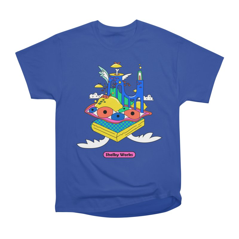 How Lemons Get Their Wings Men's Heavyweight T-Shirt by Shelby Works