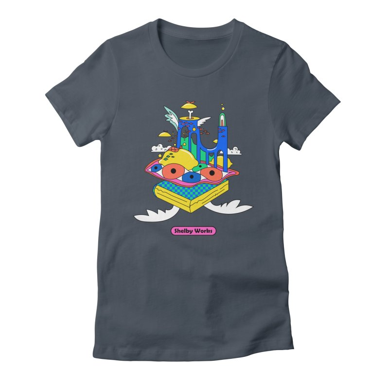 How Lemons Get Their Wings Women's T-Shirt by Shelby Works
