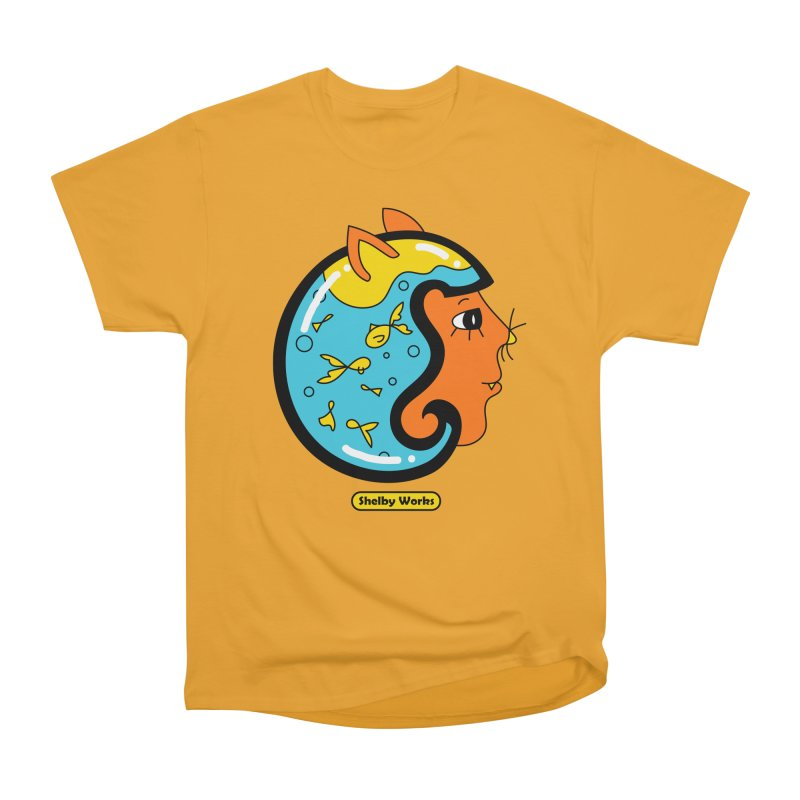 A Snack for Later Women's Heavyweight Unisex T-Shirt by Shelby Works