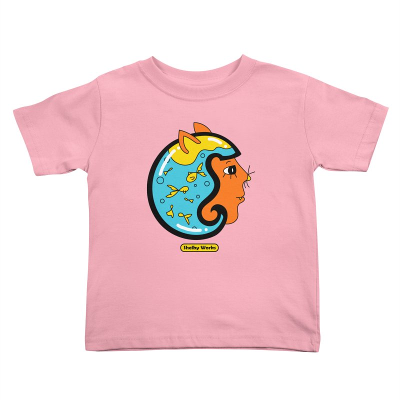A Snack for Later Kids Toddler T-Shirt by Shelby Works