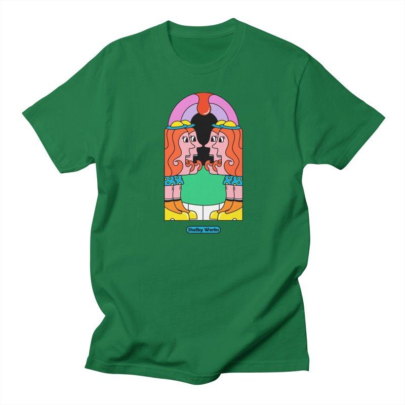 Quadruplets Men's T-Shirt by Shelby Works