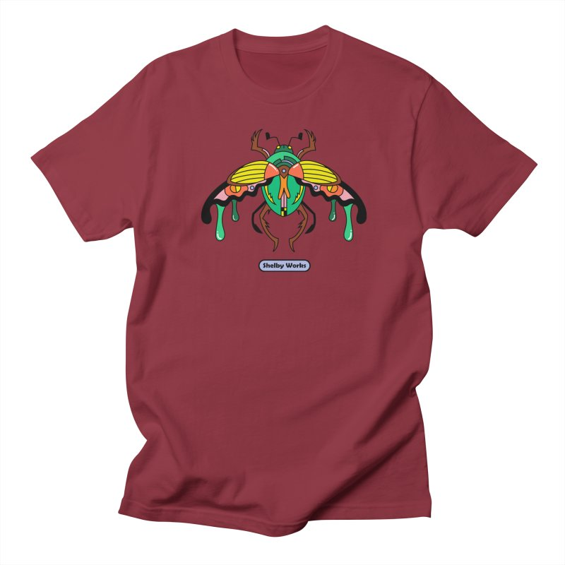 Beetle Sees Women's Regular Unisex T-Shirt by Shelby Works