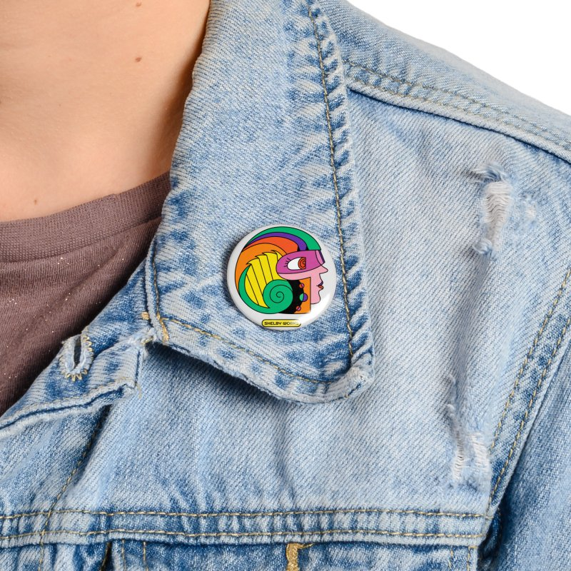 LOLA! Accessories Button by Shelby Works