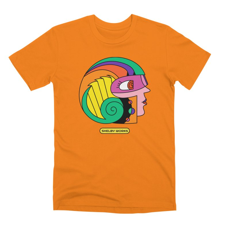 LOLA! Men's Premium T-Shirt by Shelby Works