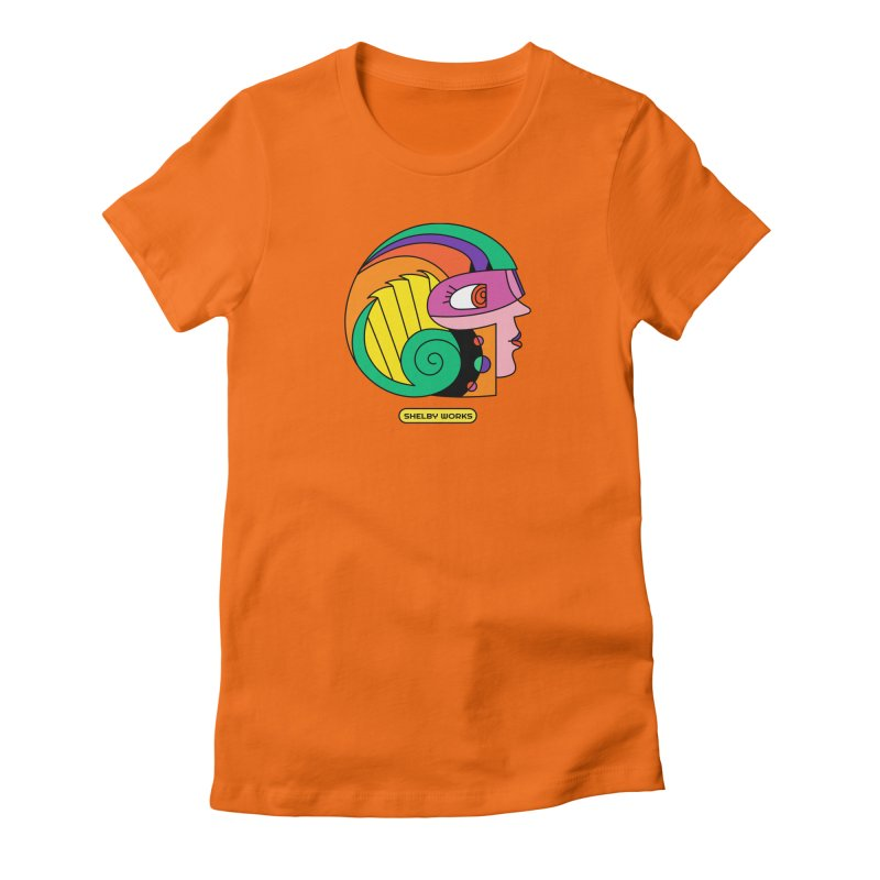 LOLA! Women's Fitted T-Shirt by Shelby Works