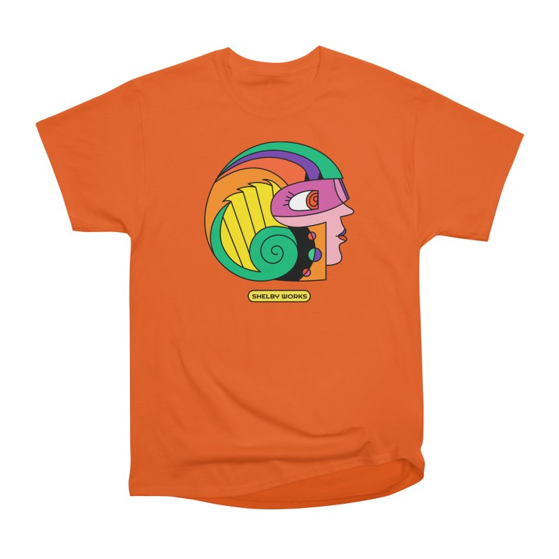 LOLA! Men's Heavyweight T-Shirt by Shelby Works