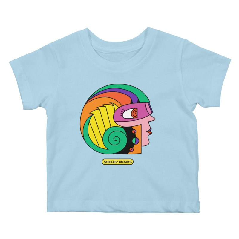LOLA! Kids Baby T-Shirt by Shelby Works