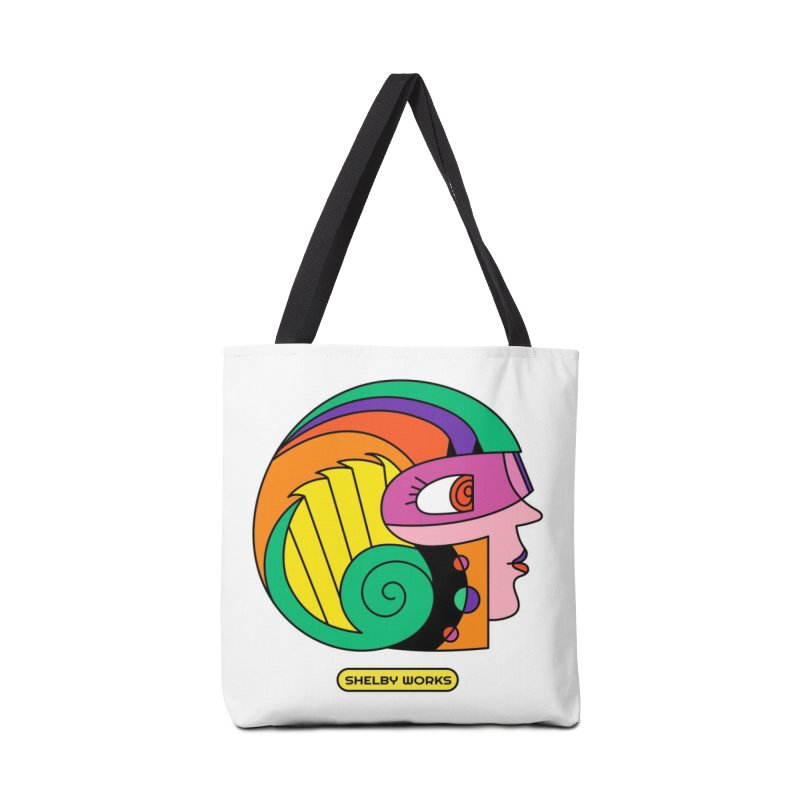 LOLA! Accessories Tote Bag Bag by Shelby Works
